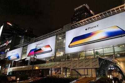 iPhone X覆盖全球70国:供货彻底不是事儿