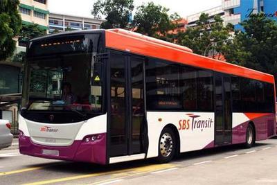 2022年启用无人驾驶公交车-缓解交通压力 新加坡拟2022年启用无人高清图片