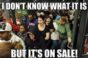 黑五的线上销售额达50亿