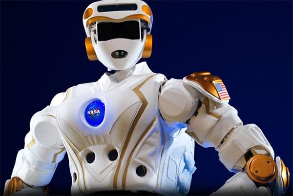 未来太空机器人啥样?《