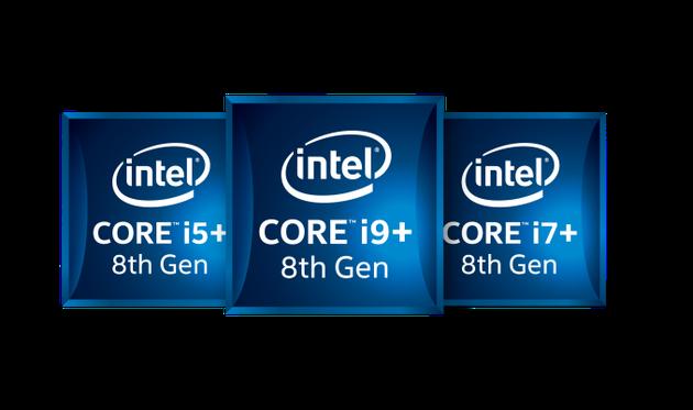 英特尔发布第八代处理器 笔记本平台酷睿i9性能强劲