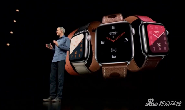 Apple Watch series 4 edition版本