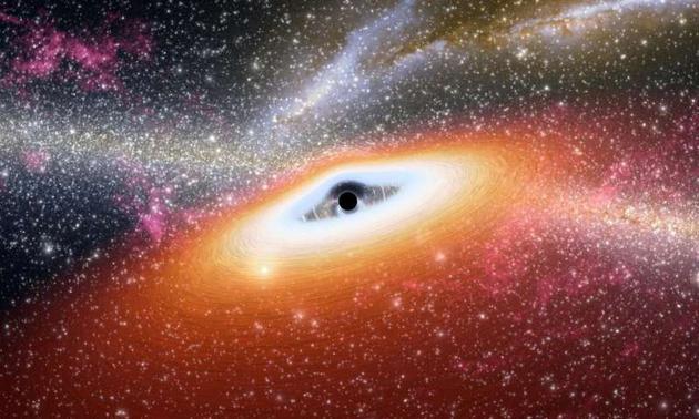 宇宙大爆炸后不久的超大质量黑洞是如何产生的?黑洞宇宙