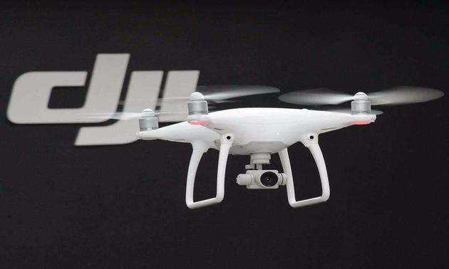 购买10天左右 大疆无人机在小区上空失踪
