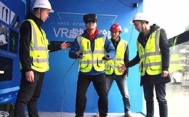 """建筑工地也可以很""""智慧"""" 科技为建造业唤回年轻人"""