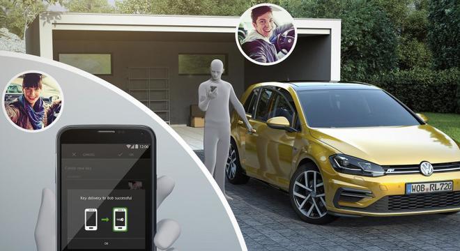 手机当车钥匙的规范发布:苹果小米华为都是参与者