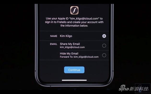 """美国司法部针对 """"使用苹果登录""""功能进行垄断调查"""