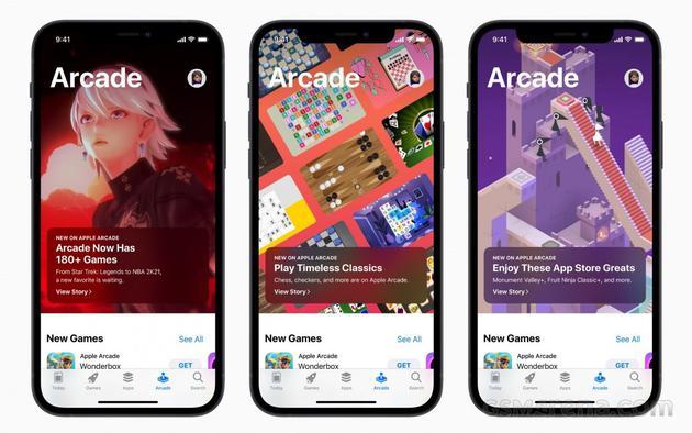 苹果游戏订阅服务新增30款游戏:包含《纪念碑谷》等