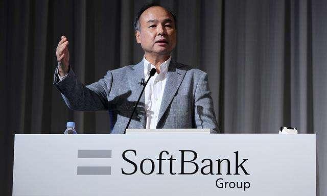 软银将把全球四大打车服务公司股权转给愿景基金