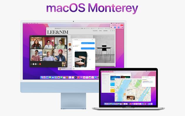 macOS Monterey 12兼容设备公布:最早支持2013年的Mac Pro