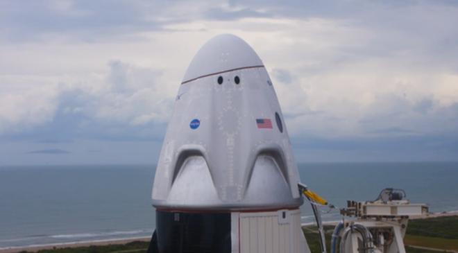 外媒详解SpaceX载人发射要点:为何撤消?能否会将病毒带入太空?