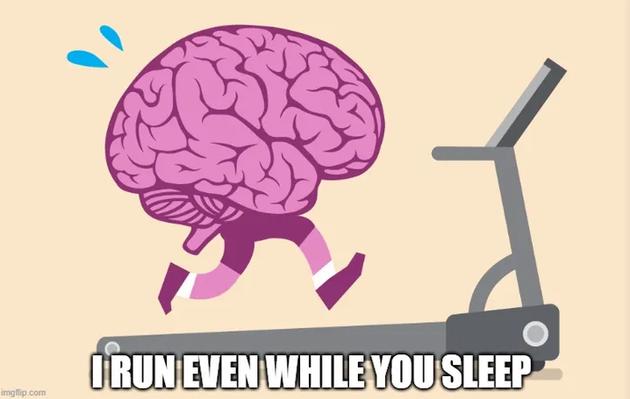 大脑思考时会燃烧卡路里吗?会,但效果微乎其微!