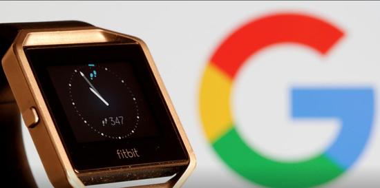 《【多彩联盟娱乐手机版登录】谷歌或21亿美元收购Fitbit 与苹果三星竞争可穿戴市场》