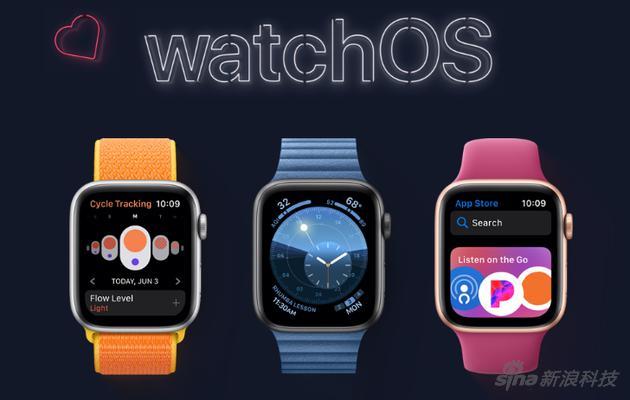 watchOS升級比較特殊