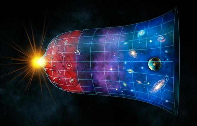 """宇宙是从什么时候开始的?也许根本就没有所谓的""""开始"""""""