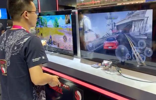 深击|CJ观察:点击即玩的云游戏,会成5G新风口吗?