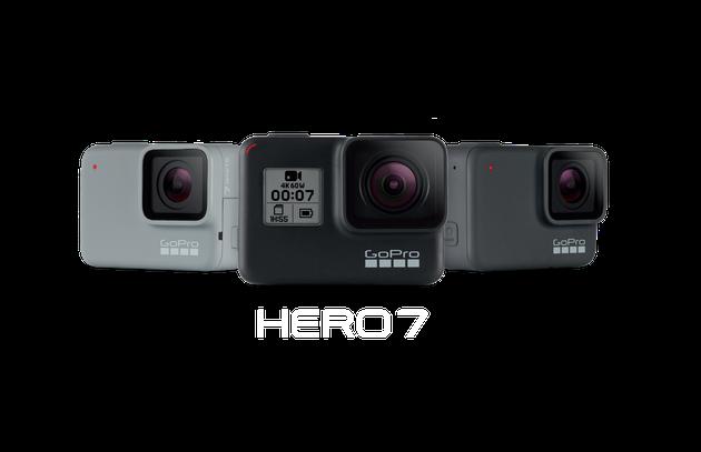 GoPro 发布HERO BLACK7系列新品