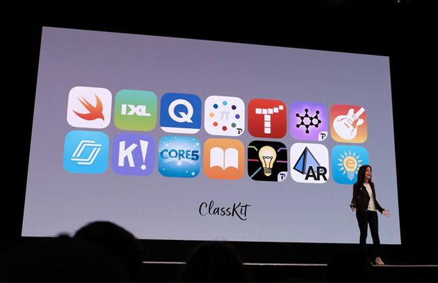 教学应用组件ClassKit