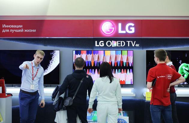 手机进入OLED时代 LG:公司将继续生产LCD屏幕