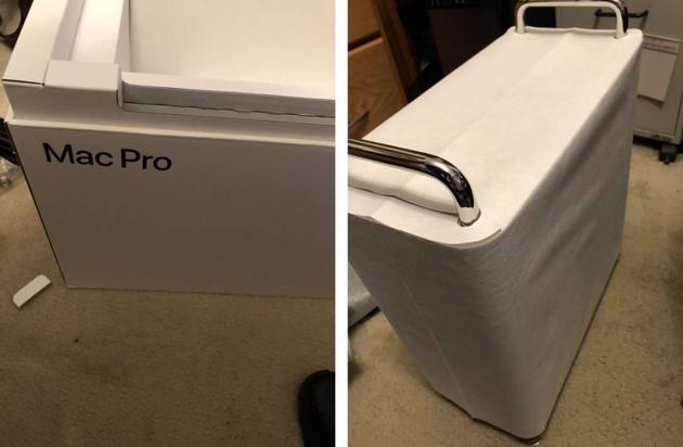 """欧洲用户收到新Mac Pro发现是""""加州设计 中国组装"""""""