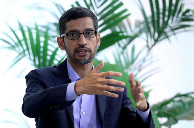 谷歌CEO支持暂禁面部识别技术 微软总裁回应
