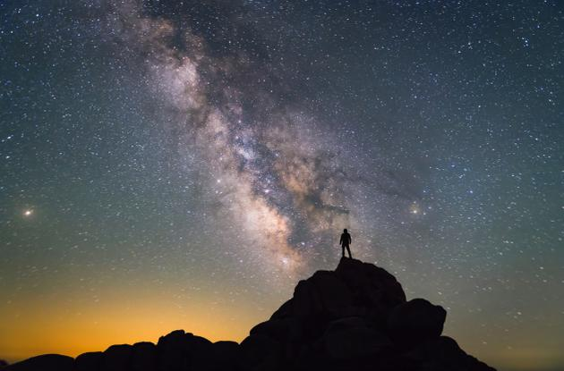 10个关于人类并非起源于地球的奇怪论点
