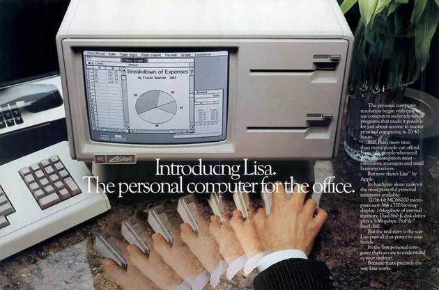 Mac笑脸/像素字体/微软纸牌 苹果第一代设计师有多厉害?