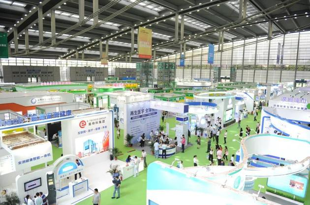 2017年深圳国际生物/生命健康产业展览会展会现场