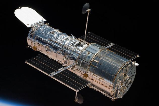 哈勃太空望远镜陀螺仪故障 NASA称将很快恢复工作
