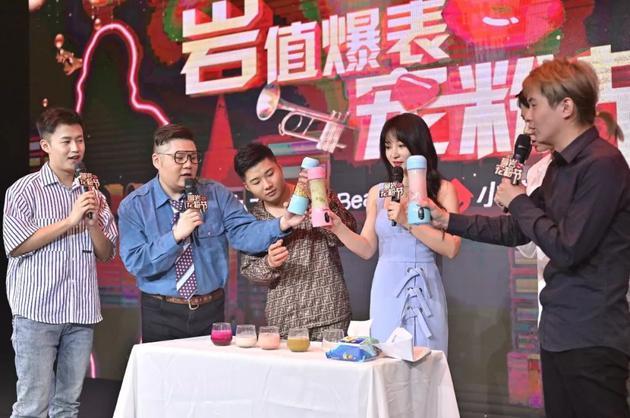 快手明星江湖:柳岩带货千万,郭富城卖16万瓶洗发水
