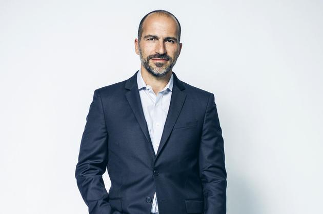 Uber CEO达拉·科斯罗萨西(Dara Khosrowshahi)