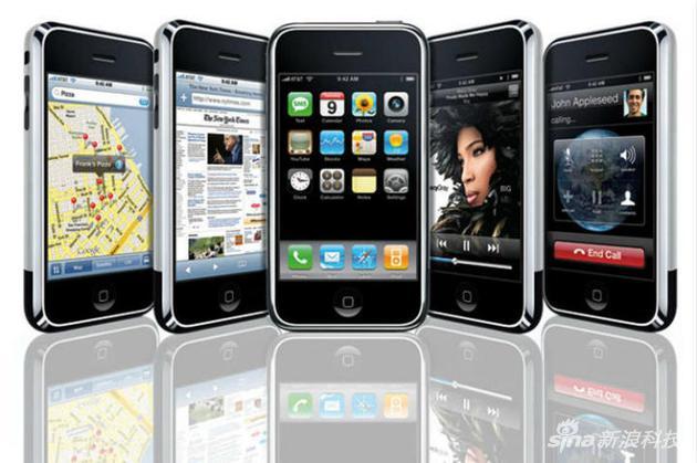 iPhone讓人們捨棄了實體鍵盤