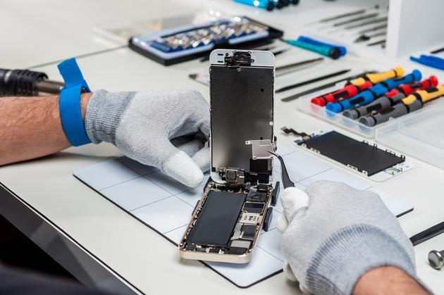 ▲ 圖片來自:iPhone repair rowlett