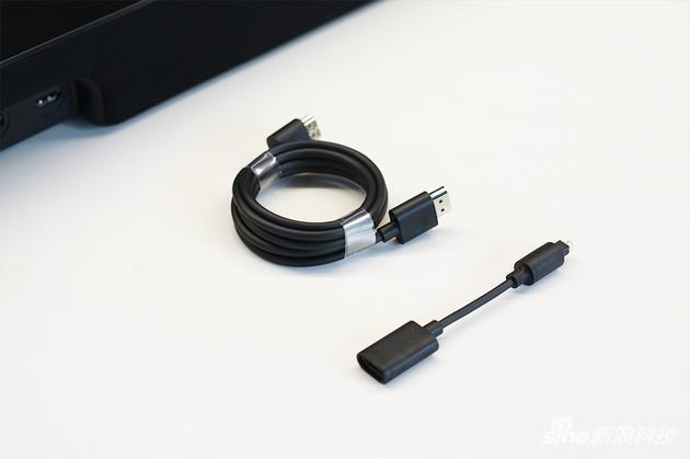 Beam支持HDMI-ARC输出以及光纤口
