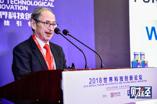 Michael Levitt,2013年诺贝尔化学奖获得者、美国国家科学院院士、英国皇家学会会士