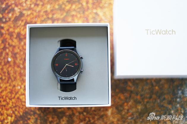 出门问问TicWatch C2开箱