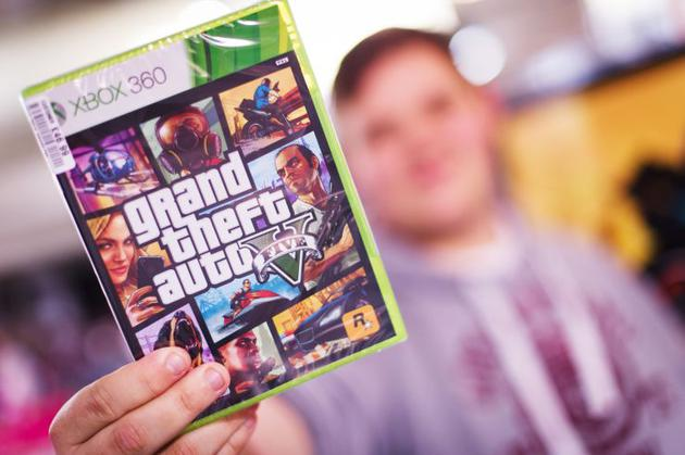 <b>受益于三款热卖游戏:游戏发行商Take-Two业绩超预期</b>