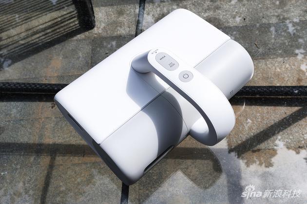 米家无线除螨仪体验:连拍带打放紫外线 除螨还能杀菌