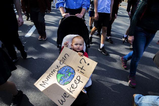 要想阻止气候变化,我们还剩多少时间?碳排放气候变化