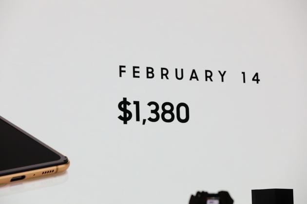 将于2月14日上市,售价1399美元(未含税约合人民币9600元)