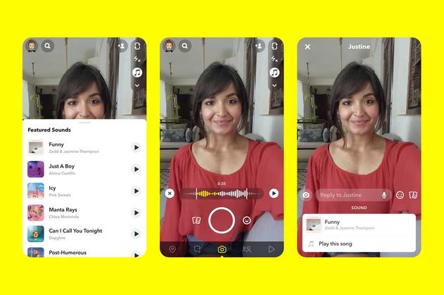 TikTok被美国盯上 竞品Snapchat立马推出相似功能