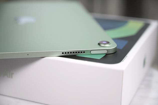 Touch ID和电源键二合一了