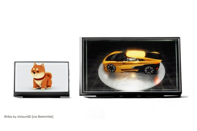 Looking Glass Factory推出新一代4K UHD和8K全息显示器产品