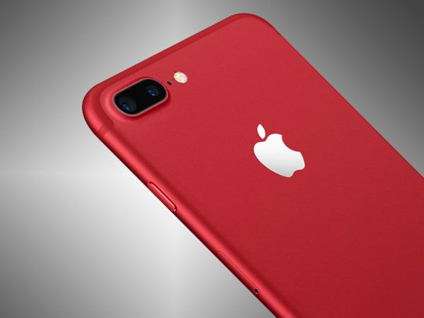 外媒:苹果本周一将发布红色iPhone 8