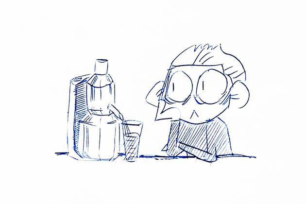 想在家喝杯果汁 自己弄买哪种设备比较好?