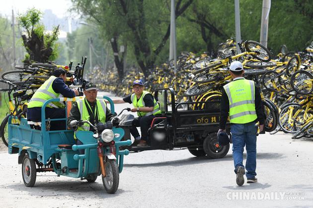 不堪其负,杭州要把 1/3 的共享单车拉出城外色掌柜