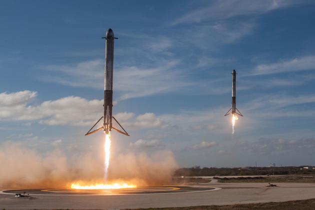 SpaceX第11次成功发射二手火箭 运送3吨货物到空间站