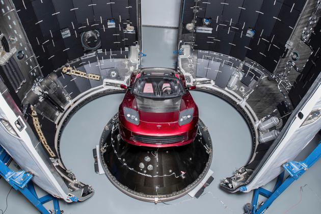 特斯拉牵手SpaceX研发新合金材料
