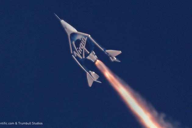 维珍银河计划从意大利发射太空飞船 将客户送上太空