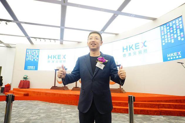 51信用卡創始人兼CEO孫海濤
